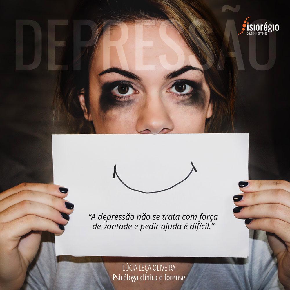 Depressão | Peça ajuda!